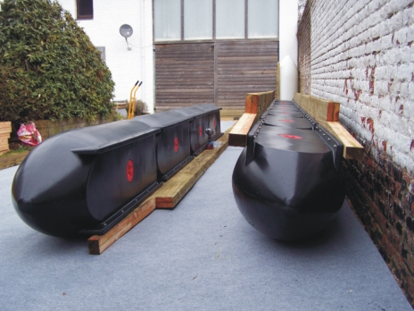 Fabricant ponton flottant